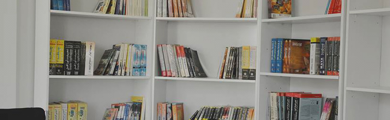 Our library offers your a wide ranges of business, marketing or even technical books that helps your empower your knowledge while you are in Maktbi